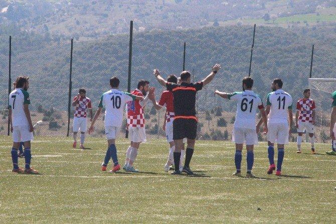 Bilecikspor:3 Osmaneli Gençlerbirliği Spor:2
