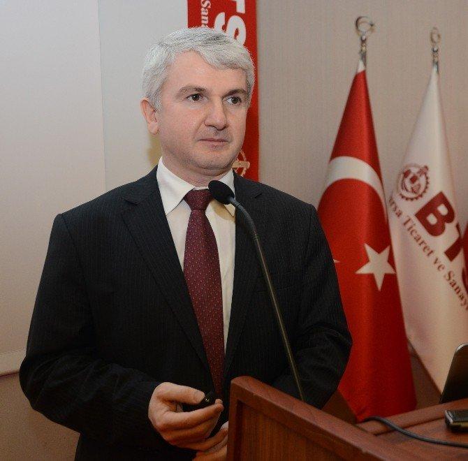 """""""Tramvay Üreten Bursa, Rüzgar Türbininde De Babayiğit Çıkarabilir"""""""