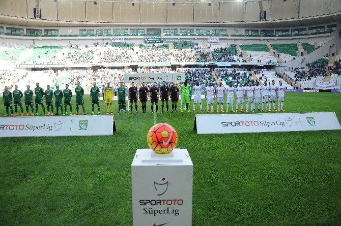 Bursaspor'un 'Timsah Arena' Uğuru