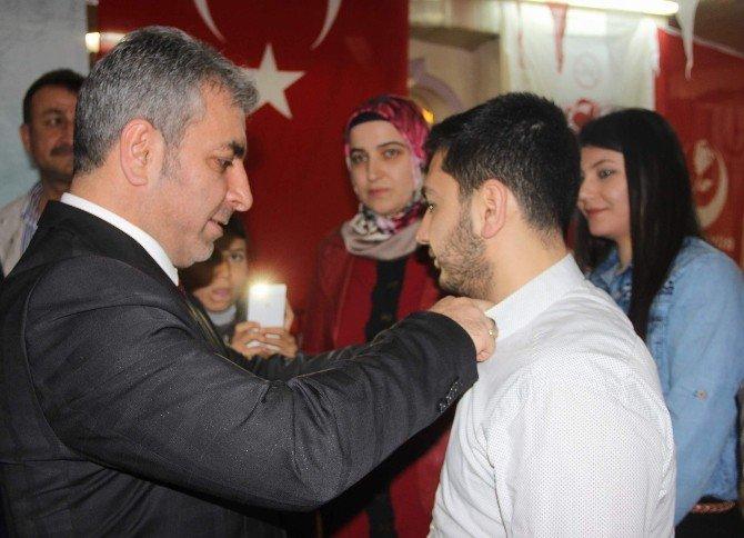 """BBP Genel Başkan Yardımcısı Kartal: """"Millet Bize Kızını Veriyor Ama Oyunu Vermiyor"""""""