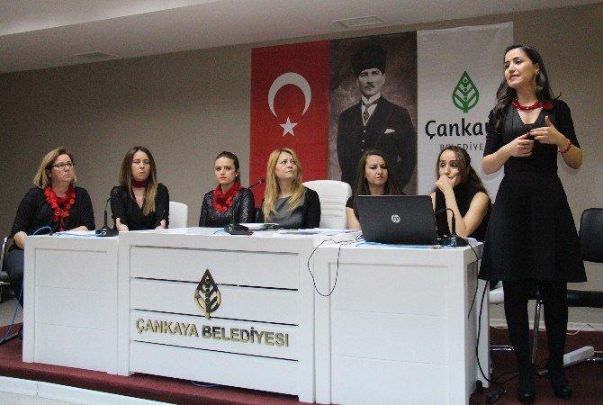 """Çankaya'da """"Kadın Sığınmaevi Ve Müdahale"""" Paneli"""