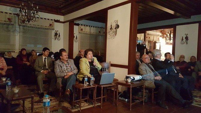 Çomaklı Ankara'da Erzurum Kadınını Anlattı