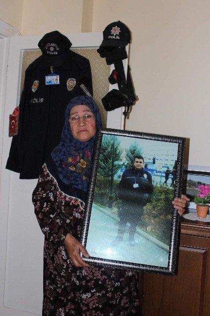 Cumhurbaşkanı Erdoğan'ın Özel Davetlisi Şehit Annesi Seniha Örül: