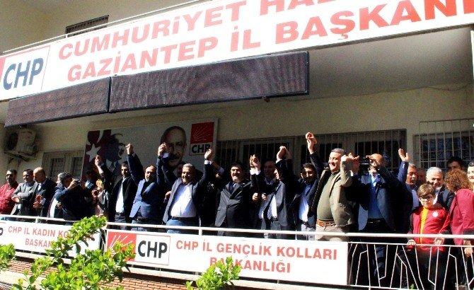 Sucu, CHP Gaziantep İl Başkanlığı Adaylığını Açıkladı