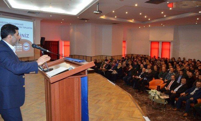 """Eğitim-bir-sen Genel Başkan Yardımcısı Kolukısa: """"Ortak Akıl Mitingleriyle Demokrasiye Sahip Çıktık"""""""