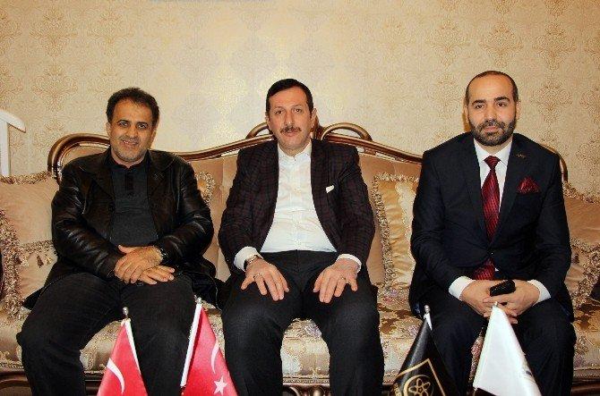 D-8 Genel Sekreteri Musavi Samsun'da