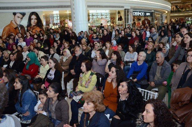 Ayşe Arman Eskişehir'de Kadınlar Günü Etkinliğine Katıldı