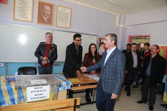 Şahinbey'de 5 Mahalle Seçim Heyecanı