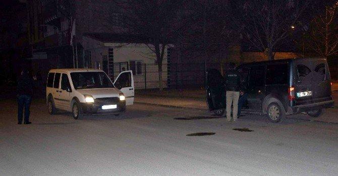 Gaziantep'te Polis Müdürünün Aracına Silahlı Saldırı
