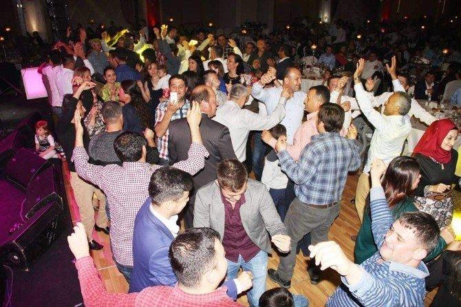 Kemer'de Şoförlerin Gala Gecesi