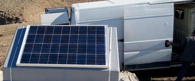 Güneş Panelleri Sayesinde İçme Suları Otomatik Klorlanıyor