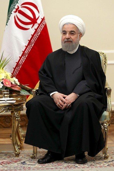 """Ruhani: """"İran Ve Türkiye, Suriye'deki Ateşkesi Destekliyor"""""""