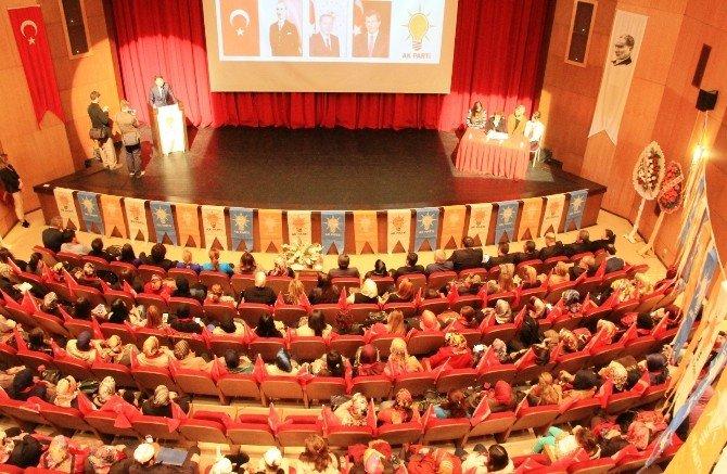 Bartın'da Kadın Kolları Danışma Meclisi Toplantısı Düzenlendi