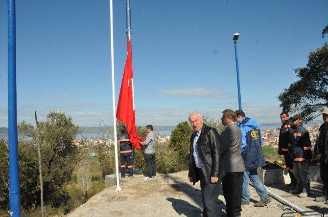 Lapseki'deki İlk Osmanlı Şehitlerinin Türbeleri Ziyarete Açılıyor