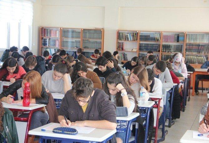Final Okulları'nda Ödüllü Düzey Belirleme Sınavı