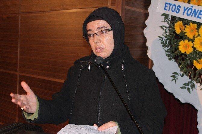Elazığ'da 'Kadınların Politikadaki Rolü' Programı