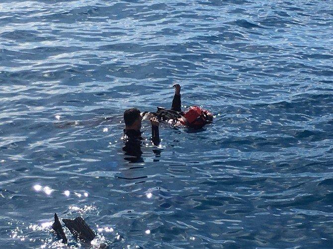 Didim'de Göçmen Faciasında 10'u Çocuk 25 Kişi Hayatını Kaybetti