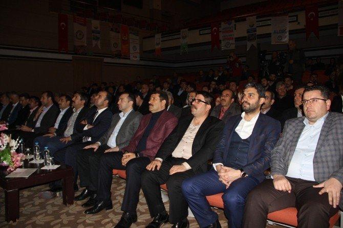 Şanlıurfa'da Yeni Anayasa Ve Kürt Sorunu Ele Alındı