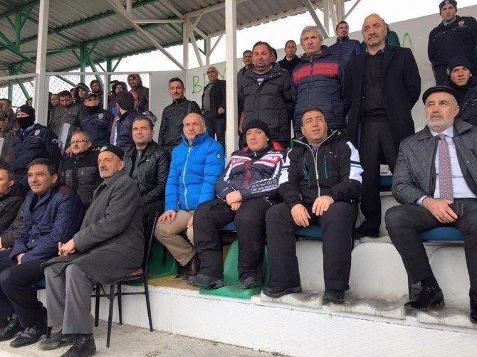 Sarıkamış Belediyespor: 2 Maçkaspor: 1