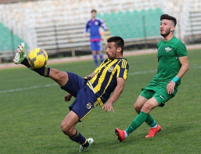 Fenerbahçe U21, Akhisar'dan 3 Puanı 3 Gole Aldı