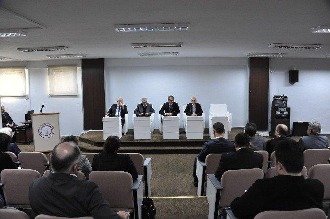 Bülent Ecevit Üniversitesi'nde Eua Kurumsal Değerlendirme Programı Toplantısı Yapıldı