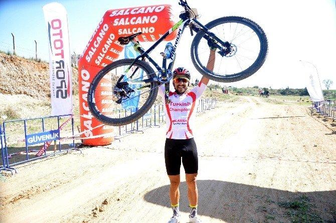 Uluslar Arası Dağ Bisikleti Yarışları Adana'da Tamamlandı