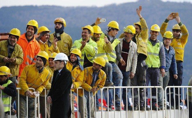 Cumhurbaşkanı Erdoğan'dan İşçilere İkramiye Müjdesi
