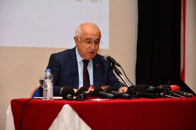 Ydü Yakın Doğu Enstitüsü'nün Düzenlediği 'Güvenlik Akademisi' Sertifika Eğitim Programının Açılış Töreni Gerçekleştirildi