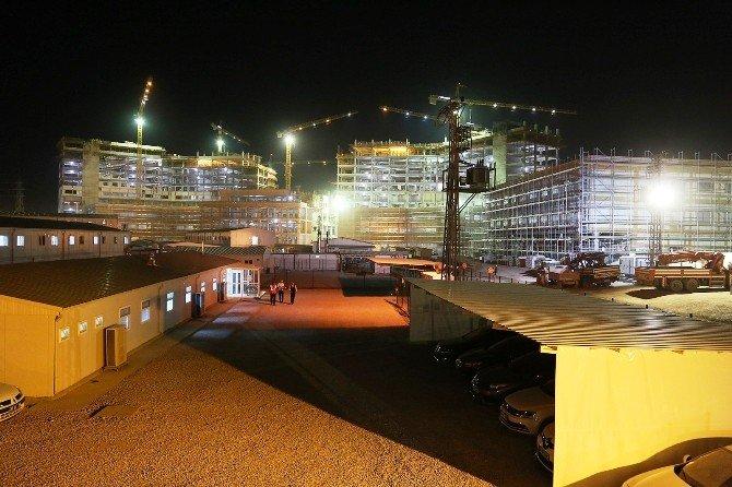 """Çelikcan: """"Adana'nın En Büyük Yatırımı Yüreğir'e Yapılıyor"""""""
