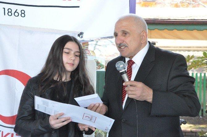 Türk Kızılay'ı Zonguldak Şubesi, Teşekkür Kahvaltısı Düzenledi