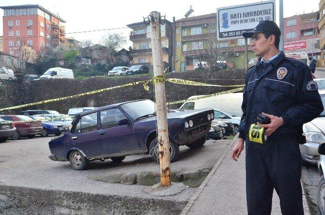 Otoparktaki Şüpheli Araç Polisi Alarma Geçirdi