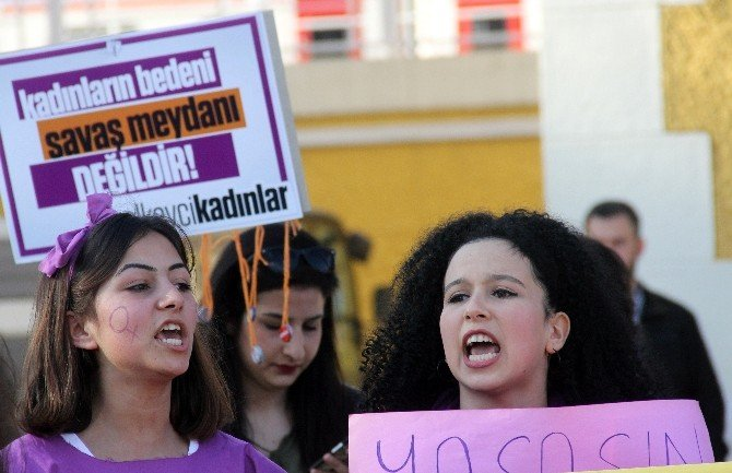 Kadınlar, Öldürülen Kadınları Unutmadı