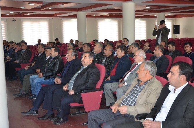 Yeni Esnaf Ve Sanatkarlar Kredi Ve Kefalet Kooperatifi İlk Genel Kurul Toplantısını Yaptı