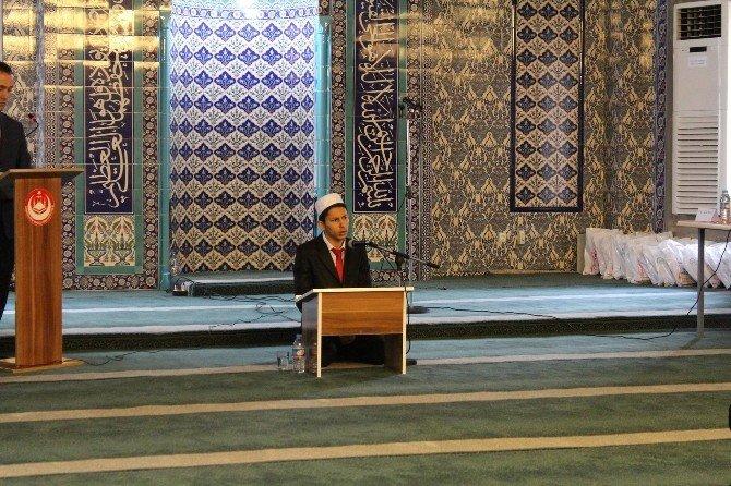 İmam Hatip Lisesi Öğrencileri Kur'an-ı Kerim Ve Ezan'ı Güzel Okumak İçin Yarıştı