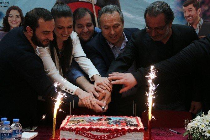 Ali Kundilli 2 Filminin Galası Düzce'de Yapıldı