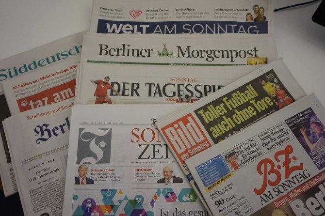 Alman basını: Erdoğan, güç denemesine girişti