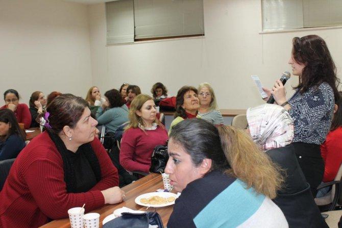 Altınokta Körler Derneği Kadın Meclisi Nilüfer'de toplandı