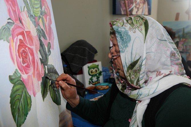 Atakum'un Picasso'ları