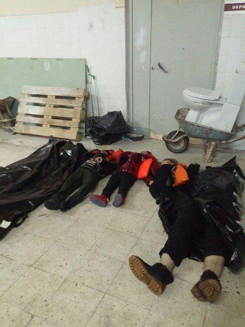 Mülteci Dramının En Acı Karesi