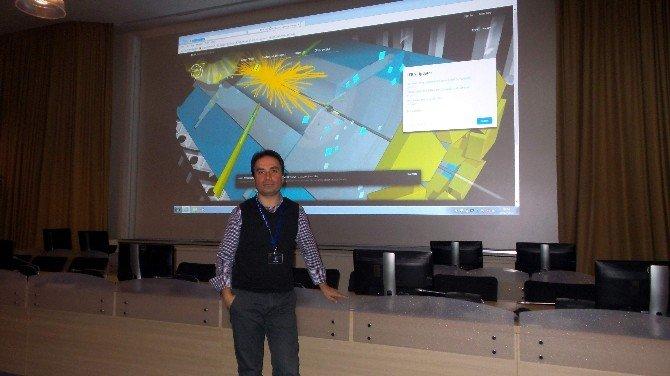 Aydınlı Öğretmen CERN'de