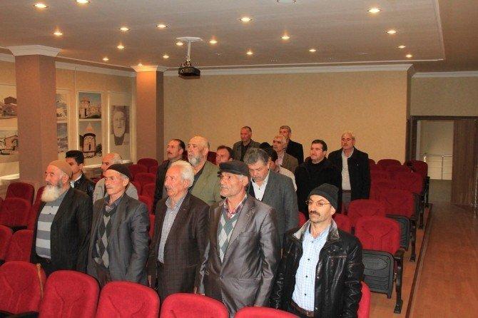 Narman Bal Üreticileri Birliği Genel Kurulu Yapıldı