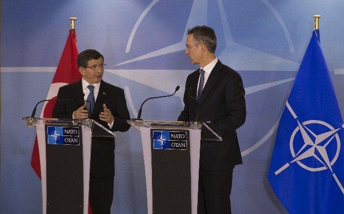 """NATO: """"Ege'deki Gemi Sayısını Artırıyoruz"""""""