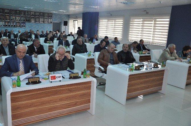 Bozüyük Belediye Meclisi Toplantısı