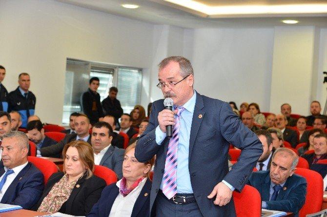 Beylikdüzü Belediyesi Mart Ayı Meclisi Toplandı