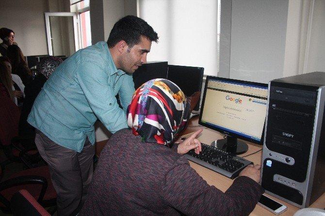 Kadınlara İnternet Eğitimi