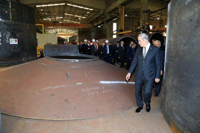 Bursa'da çamur yakma tesisinde son viraj
