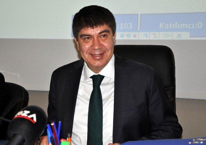 Süleyman Acar AK Parti Sıralarında Yerini Aldı