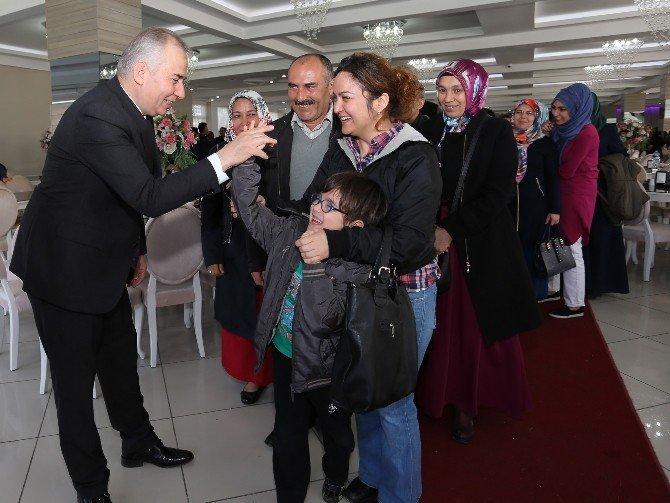 Başkan Zolan'dan YGS Öncesi Öğrencilere Moral