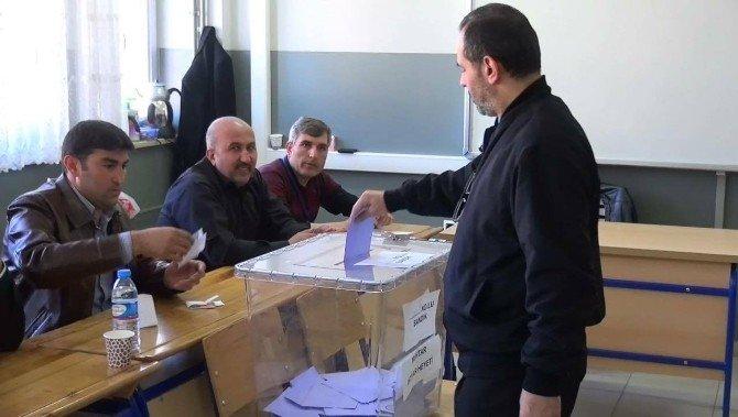 Sungurlu'da Muhtarlık Seçimi