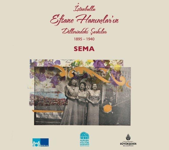 İstanbul'un Efsane Kadınları Bu Albümde Dile Geldi